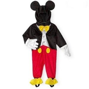 Disney Baby Mickey Mouse One Piece Costume 9m